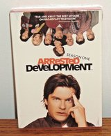 NEW Arrested Development Season One DVD 3 Disc Box Set Comedy SEALED 1 First in Joliet, Illinois