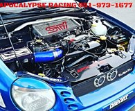 WRX EJ20 ENGINE REPLACEMENTS TURBO PARTS AND LABOR in Lake Elsinore, California