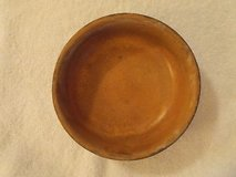 """vintage mccoy pottery brown canyon mesa 6 1/4"""" bowl 1413 usa in Fort Campbell, Kentucky"""