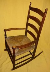 Vintage Pre-Stickley Rocking Chair in Chicago, Illinois