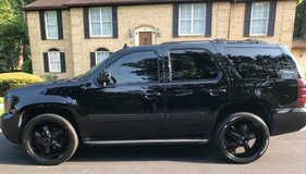 Custom Chevy Tahoe in Fort Belvoir, Virginia