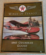 Wings of Texaco - 1940 Grumman Goose Airplane Bank- 4th in the series in Joliet, Illinois