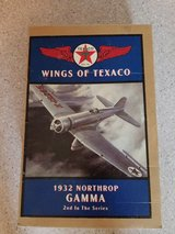 Wings of Texaco - 1932 Northrop Gamma Airplane Bank- 2nd in the series in Joliet, Illinois