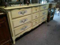 Cream French Dresser in Naperville, Illinois
