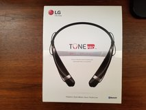 lg tone pro hbs-760 black neckband headsets in St. Louis, Missouri