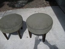 REDUCED ...SET OF OTTOMANS MINT...REDUCED in Naperville, Illinois