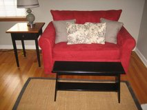 """Wood End Table - 20"""" W x 20"""" D x 26 1/4"""" H in Joliet, Illinois"""