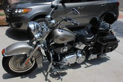 2007 Harley Davidson Heritage Softail / Amazing / Low Mileage in Colorado Springs, Colorado