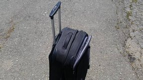 Two Medium Size Suitcases - $5 each in Vacaville, California