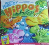 Milton Bradley Hungry Hungry Hippos Game Ages 4+ Toy Toys in Batavia, Illinois