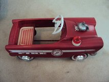 Vintage Pedal Car - Fire Engine Chief - 1960s in Wilmington, North Carolina