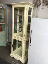 Nice Lighted Curio Cabinet in Fort Lewis, Washington
