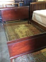Antique Full Sized Mahogany Bed - Delivery Available in Fort Lewis, Washington