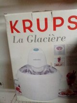 Krups Ice Cream Maker in Cary, North Carolina