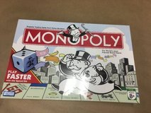 Monopoly Board Game - new in sealed box in Cary, North Carolina