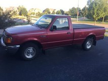 1995 Ford Ranger XLT Pick Up Truck (Regular Cab/Long Bed) in Oswego, Illinois