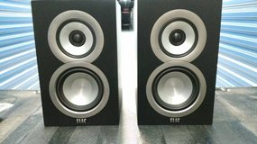 (New-In-Box) ELAC Uni-fi UB5 Bookshelf Speakers in Tampa, Florida