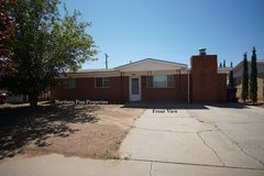 Cute 4 Bedroom Home with Refrigerated A/C! in El Paso, Texas
