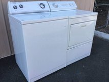 Whirlpool Washer and Dryer - Delivery Available in Tacoma, Washington