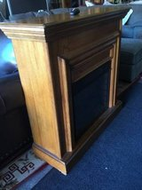 Electric Mantel Fireplace Heather - Delivery Available in Tacoma, Washington