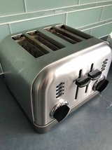 Cuisinart Metal Classic 4-Slice Toaster in St. Charles, Illinois
