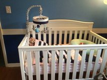 Delta 4 in 1 Crib - White - in Fairfax, Virginia