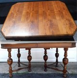 Antique (circa 1920's) Dining Room / Kitchen Table in Wheaton, Illinois