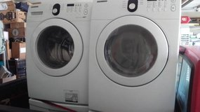 Samsung VRT Washer Dryer set. Could DELIVER in Oceanside, California