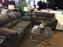 KINLOCK CHARCOAL SOFA/LOVESEAT in Schofield Barracks, Hawaii