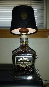JACK DANIELS LAMP in Oklahoma City, Oklahoma