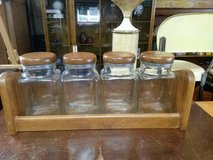 Glass Canister Set in Elgin, Illinois