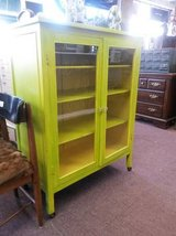 Lime Green Cabinet in Elgin, Illinois