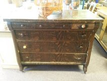 Distressed Antique Chest in Sugar Grove, Illinois