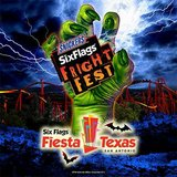 Six Flags Fiesta Texas~Fright Fest/Holiday in the Park in Kingwood, Texas