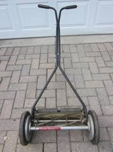 "GREAT STATES Reel Push Lawn Mower 16"" Blade USA ~ EXCELLENT in Wheaton, Illinois"