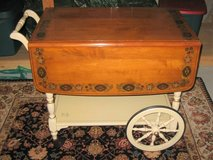 BEAUTIFUL Ethan Allen Circa 1776 Collection Tea Cart in Chicago, Illinois