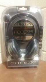 Sentry HMM10 Multi Media Headphone with Microphone in Fort Campbell, Kentucky