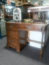 Dark Wood Desk in Elgin, Illinois