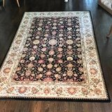 Beautiful Rectangular Rug - 9' x 6' - High Quality in Aurora, Illinois