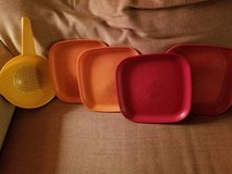 Tupperware for sale with free plates with purchase in Oceanside, California
