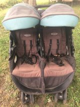 Grace double stroller $80.00 OBO in Minneapolis, Minnesota