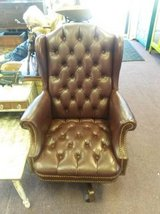 Stately Executive Office Chair in Elgin, Illinois