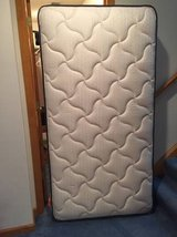 Twin Size Mattress in Glendale Heights, Illinois