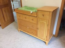 Baby Changing Table and Drawers in Naperville, Illinois