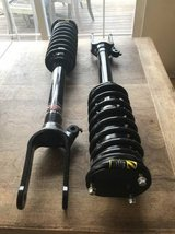 Airmatic Front Suspension Air to Coil Spring and Strut Conversion Kit in Bolingbrook, Illinois
