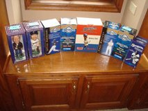 Milwaukee Brewers BobbleHeads Uecker Hot Dog Molitor & More New in Box in Brookfield, Wisconsin