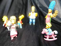 Vintage Simpson figurines in Camp Lejeune, North Carolina