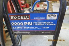Ex-Cell Pressure Washer in Warner Robins, Georgia