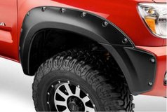 2012 - 2015 Toyota Tacoma Short Bed Fender Flares -  No Hardware - New! in Lockport, Illinois