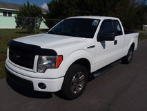 One Owner 2013 Ford F150 4 Door Extended Cab STX 5.0 V8 Automatic 53k in Cherry Point, North Carolina